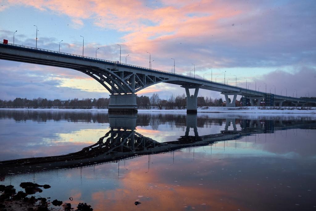 Мост, 28 февраля 2021